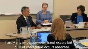 "NC AG Josh Stein confirms ""bulk"" voter fraud - YouTube"