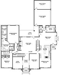 luxury style house plans 5120 square