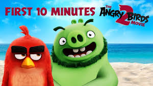 The Angry Birds Movie 2 | First 10 Minutes Of The Movie - YouTube