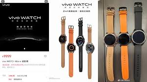 Vivo Watch Tipped to Launch on ...