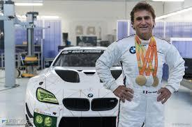 Alex Zanardi, BMW M6 GT3, 2016 · RaceFans