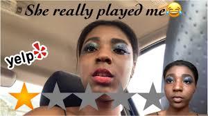 worst reviewed makeup artist