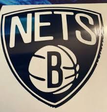 Brooklyn Nets Basketball Vinyl Car Decal Desk Sticker Ebay