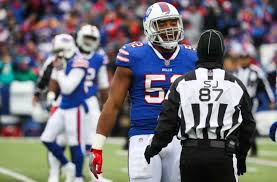Can Preston Brown be the answer in the middle