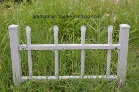 China Decoration Wrought Iron Small Garden Fence China Fence Wrought Iron Fence