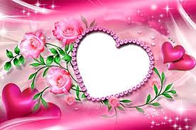 heart love frame png file png mart