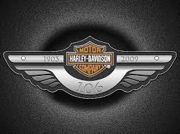 hd wallpaper harley davidson logo