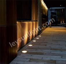 24w led inground patio lights ip67 in