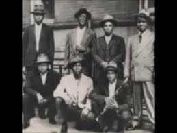Bunk Johnson's Jazz Band with Myrtle Jones - Blue As I Can Be ...
