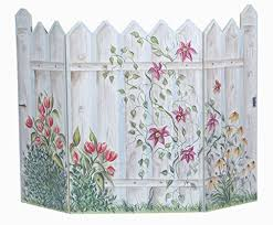 Stupell Home Decor Floral Picket Fence 3 Buy Online In Cambodia At Desertcart