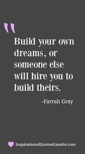 inspirational quote about dreams and entrepreneurship us
