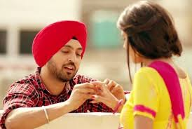couple wallpaper with punjabi shayari