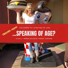Speaking of Age Daily with Wendi Cooper | Libsyn Directory