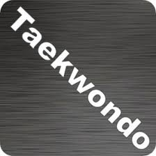 Taekwondo Text Car Decal Taekwondo Automotive Stickers Die Cut Vinyl Taekwondo Decals
