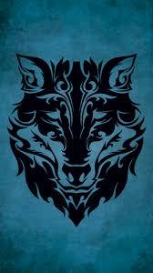tribal wolf iphone 6 wallpaper 750x1334