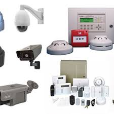 Security Systems Cctv Electric Fence Alarms Access Control Construction Revolution Market