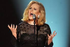 Adele May Sing at Oscars