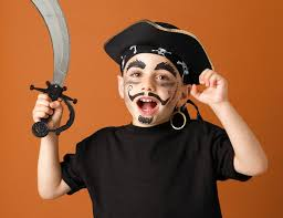 face paint ideas pirate