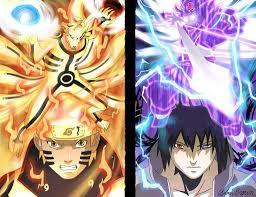 Naruto And Sasuke Clash Wallpapers - Andriblog001 in 2020   Naruto uzumaki,  Naruto vs sasuke, Naruto