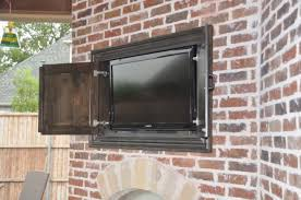 outdoor tv cabinet plans for outside