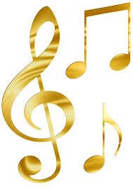 Sheet Music Gold - Free image on Pixabay