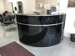 hair beauty salon reception desk