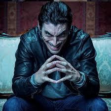 "Aaron Schoenke ""Evil Smile"" photo · Bat in the Sun · Online Store ..."