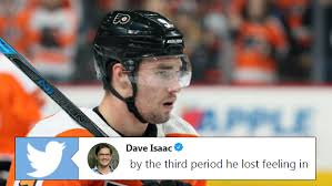 Hockey fans won't believe the injury Provorov played through in ...