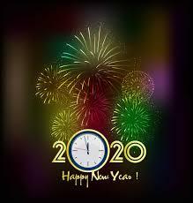 خلفيات رأس السنة الميلادية 2020 صور تهنة لعام الجديد