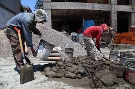 Sin seguridad social el 80% de trabajadores de la construcción ...