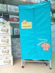 Máy sấy quần áo Happy Sun H802F, máy sấy mini du lịch Air O Dry, sấy khô  mọi chất liệu giá 479.000đ - Hà Nội