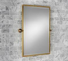 kensington pivot mirror rectangular