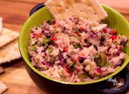 Best Tuna Fish Salad - Chef Zee Cooks