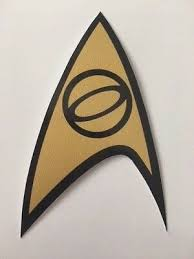 Star Trek Science Insignia Car Window Bumper Laptop Vinyl Decal Sticker Ebay