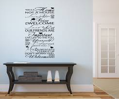 Quotes Wall Decals Typography Hallway Lounge Vinyl Art Wall Stickers Quotes Decal Wall Cheap Hallway Wall Decor Vinyl Wall Decal Quote Dining Room Walls