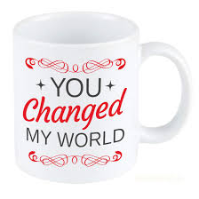 buy madworld you changed my world quotes printed coffee white