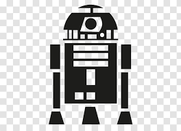 R2 D2 Wall Decal Sticker Window Transparent Png