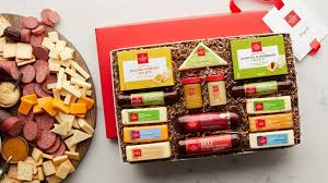 brand new gift baskets from hickory farms