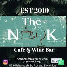 The Nook - Roseau, Dominica - Menu, Prices, Restaurant Reviews   Facebook