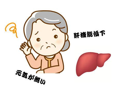 """「肝機能低下 高齢者」の画像検索結果"""""""
