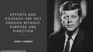 john f kennedy quotes on life politics and more positive