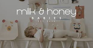 homepage milk honey es