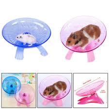 metal flying saucer wheel for hedgehogs