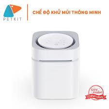 CHÍNH HÃNG] Máy khử mùi chó mèo Petkit thông minh điều khiển qua app Petkit  Air Magicube