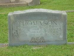 Addie Martin Thomason (1878-1935) - Find A Grave Memorial