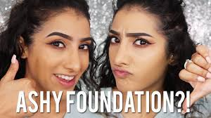 how to fix ashy light foundation you