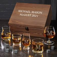 personalized ultimate whiskey glass