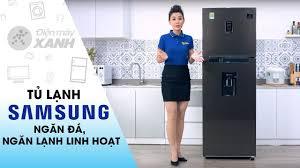 Tủ lạnh Panasonic Inverter 326 lít: lấy nước lạnh không cần mở tủ  (NR-BL351WKVN) • Điện máy XANH - YouTube