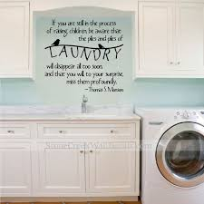 Laundry Room Wall Decals Laundry Room Decals Laundry Room Etsy