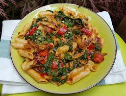 Spicy Mackerel pasta - CookTogether